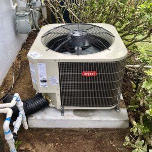 After: Gas Condenser Installation