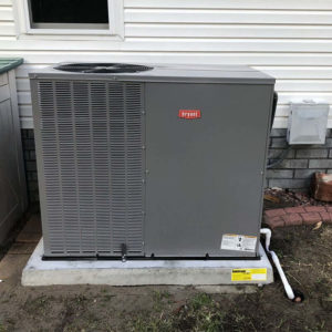 Package Unit Installation